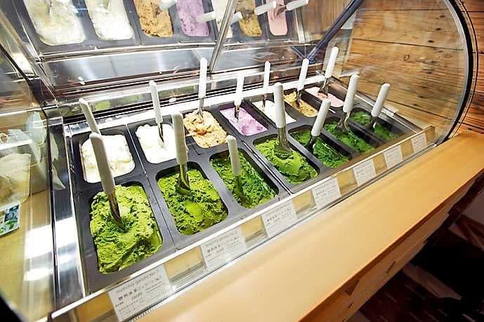マジオ藤枝 アイスクリーム