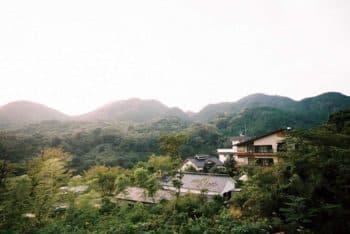 伊豆観音温泉 全景